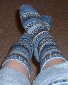 SockIt Socks finished