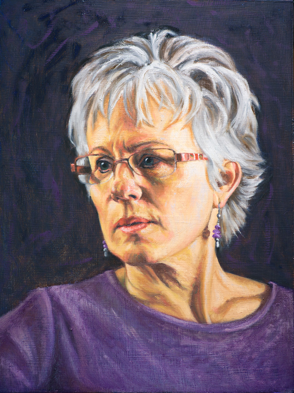Portrait of Linda