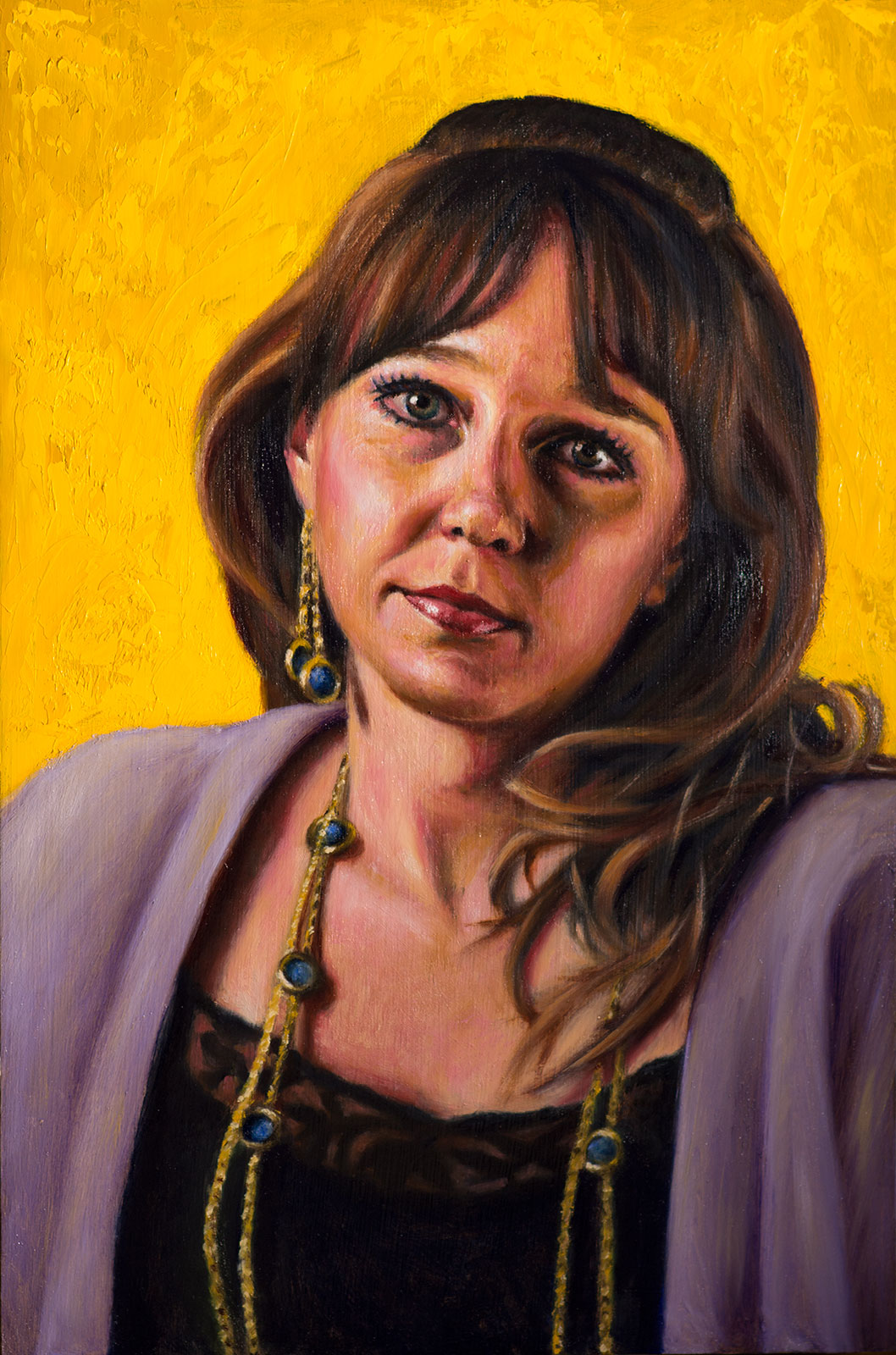Portrait of Sarah