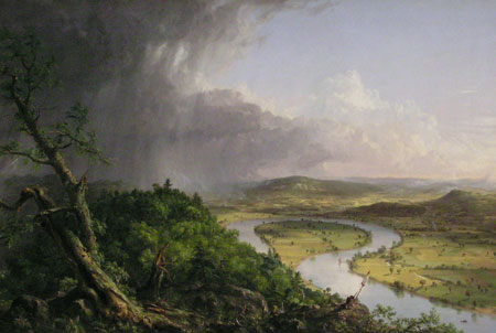 Thomas Cole : The Oxbow