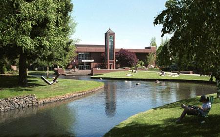 Mark O. Hatfield Library