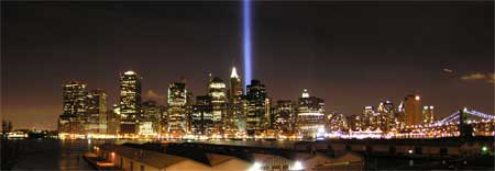 Manhattan: September 11, 2004