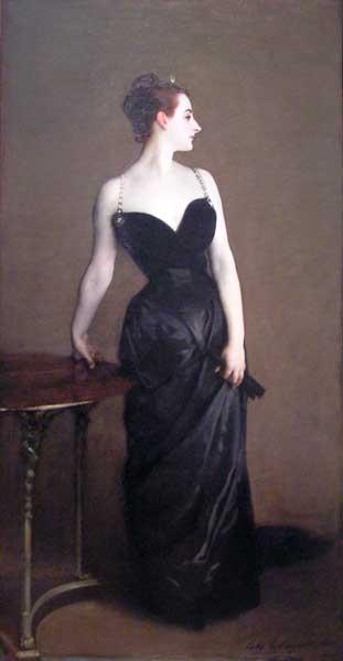 John Singer Sargent : Madame X