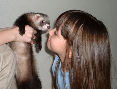 Baby Ajax meeting Leah