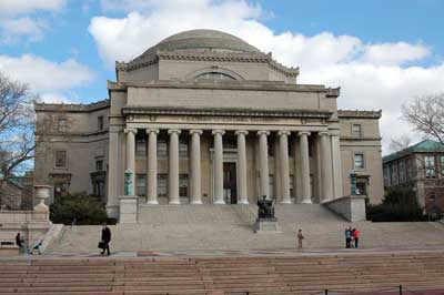 Columbia Univeristy Library
