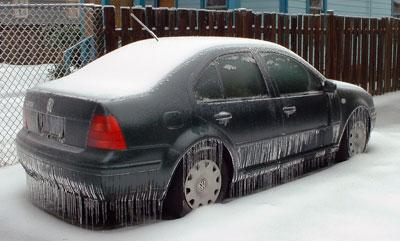 January Ice Storm 2004