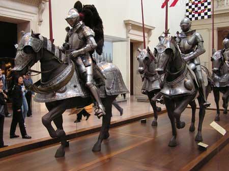 Knights of the Met