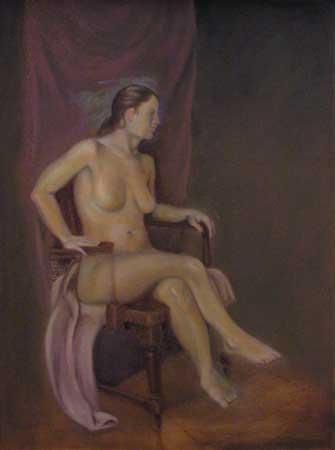Figure Painting (in progress)
