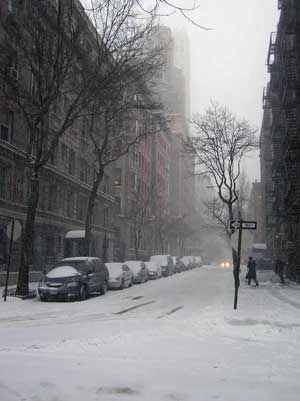 Clark St., Brooklyn Jan 2005
