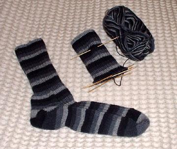 Dad's Trekking Socks