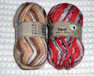 Opan Rainforest yarn