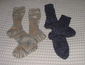Sock update: Spey and Trekking