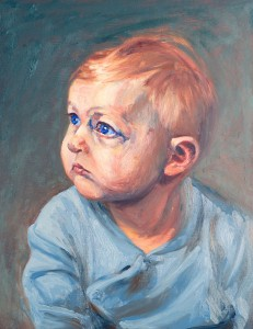 Theo Portrait update