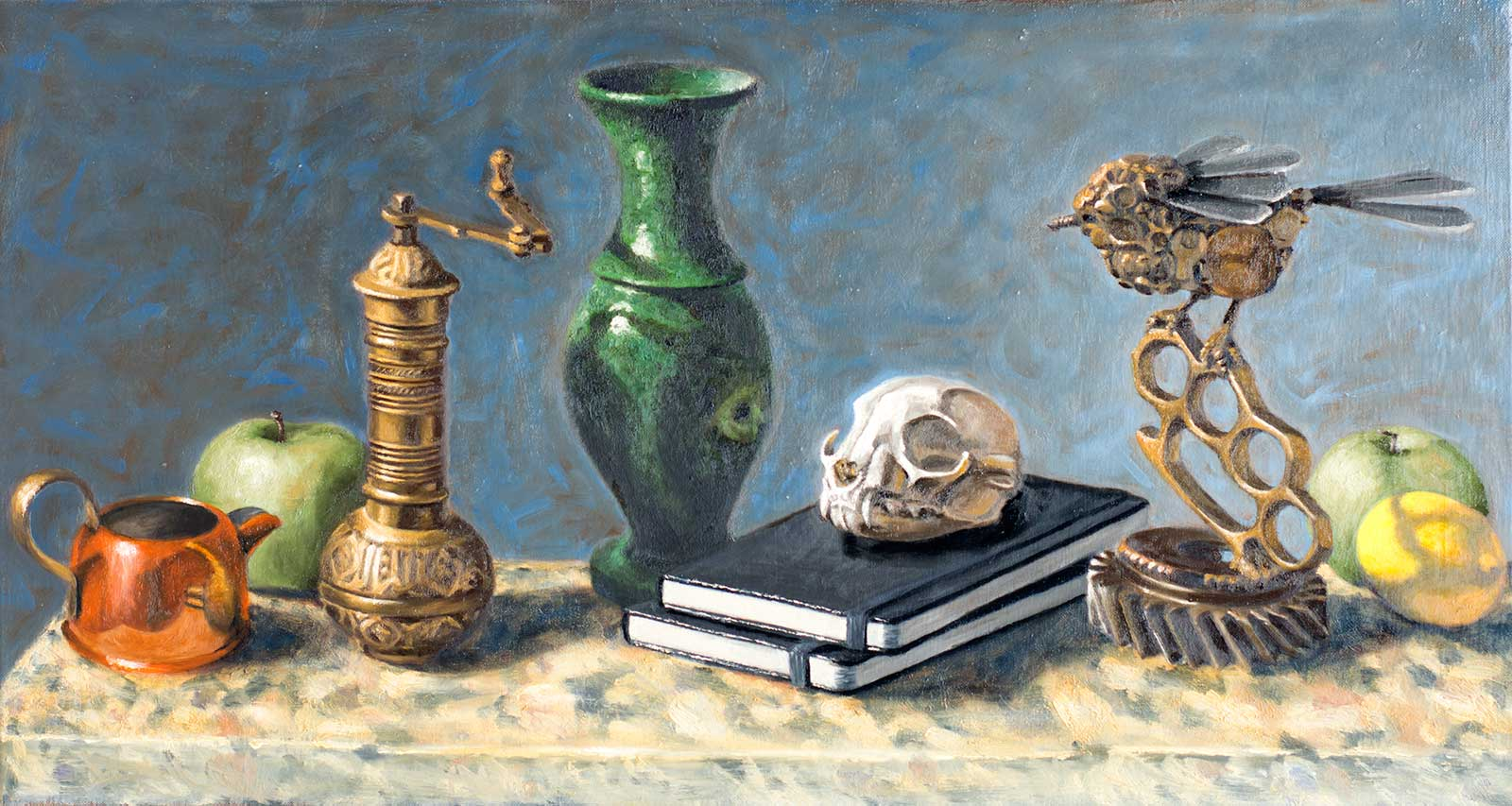 Still Life Finished