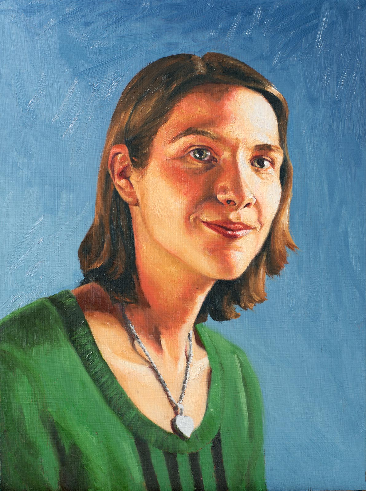 Portrait of Tabby