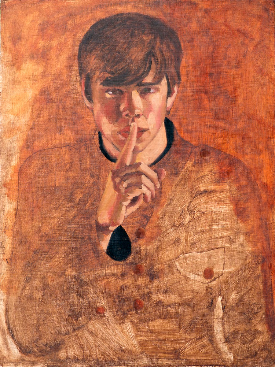 Shh_Josh (in progress)