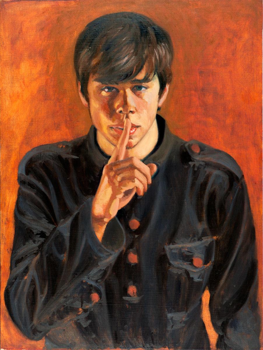 Shh - (Josh, in progress)