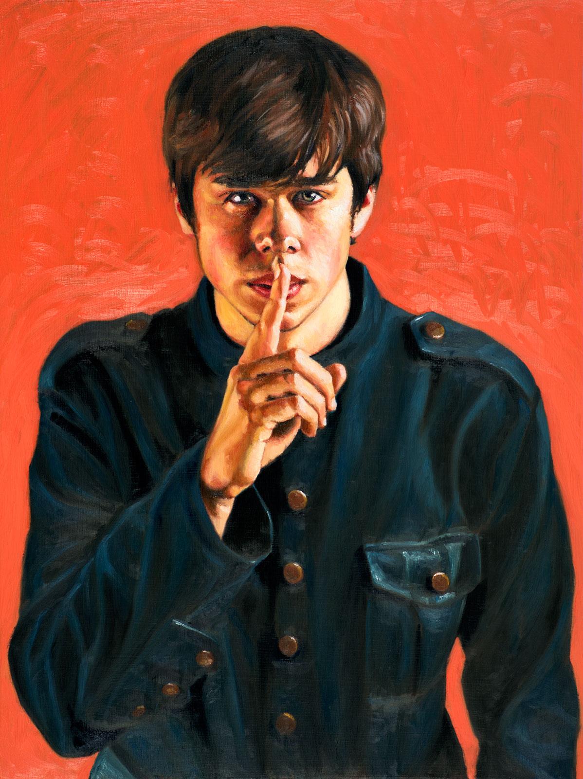 Shh (Josh)