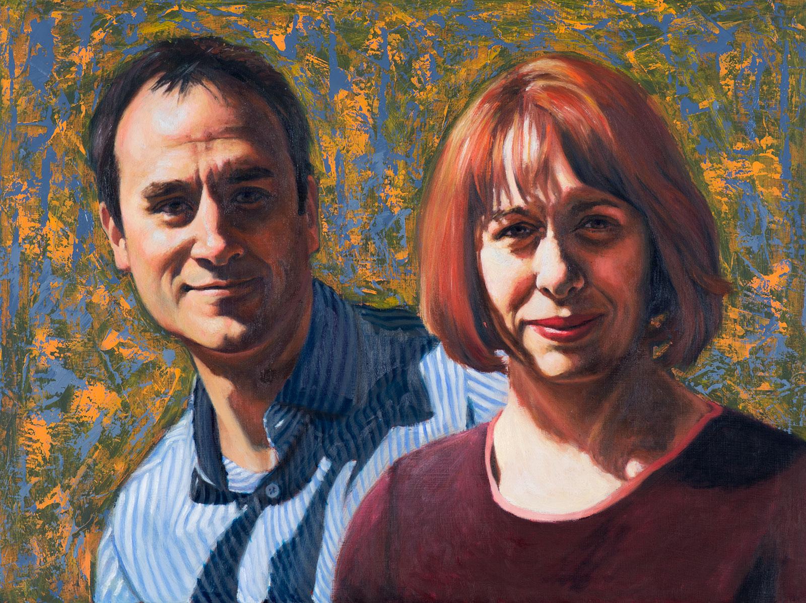Paul and Mandie