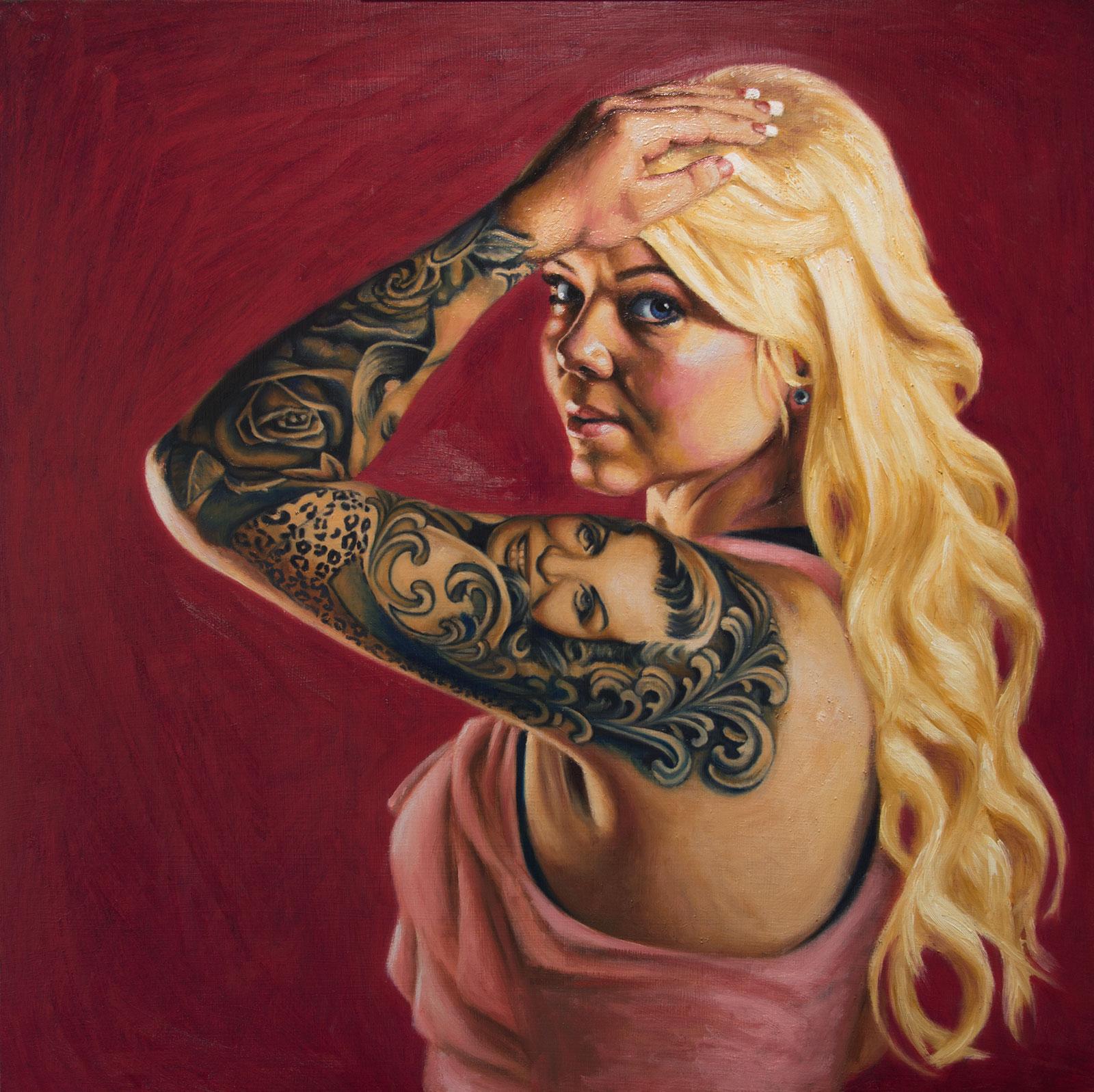 Portrait of Kayti - Jeremy C. Sparks
