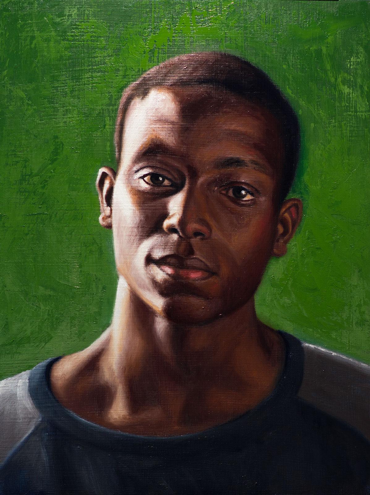 Portrait of Tayrou