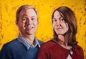 Leif and Tabby