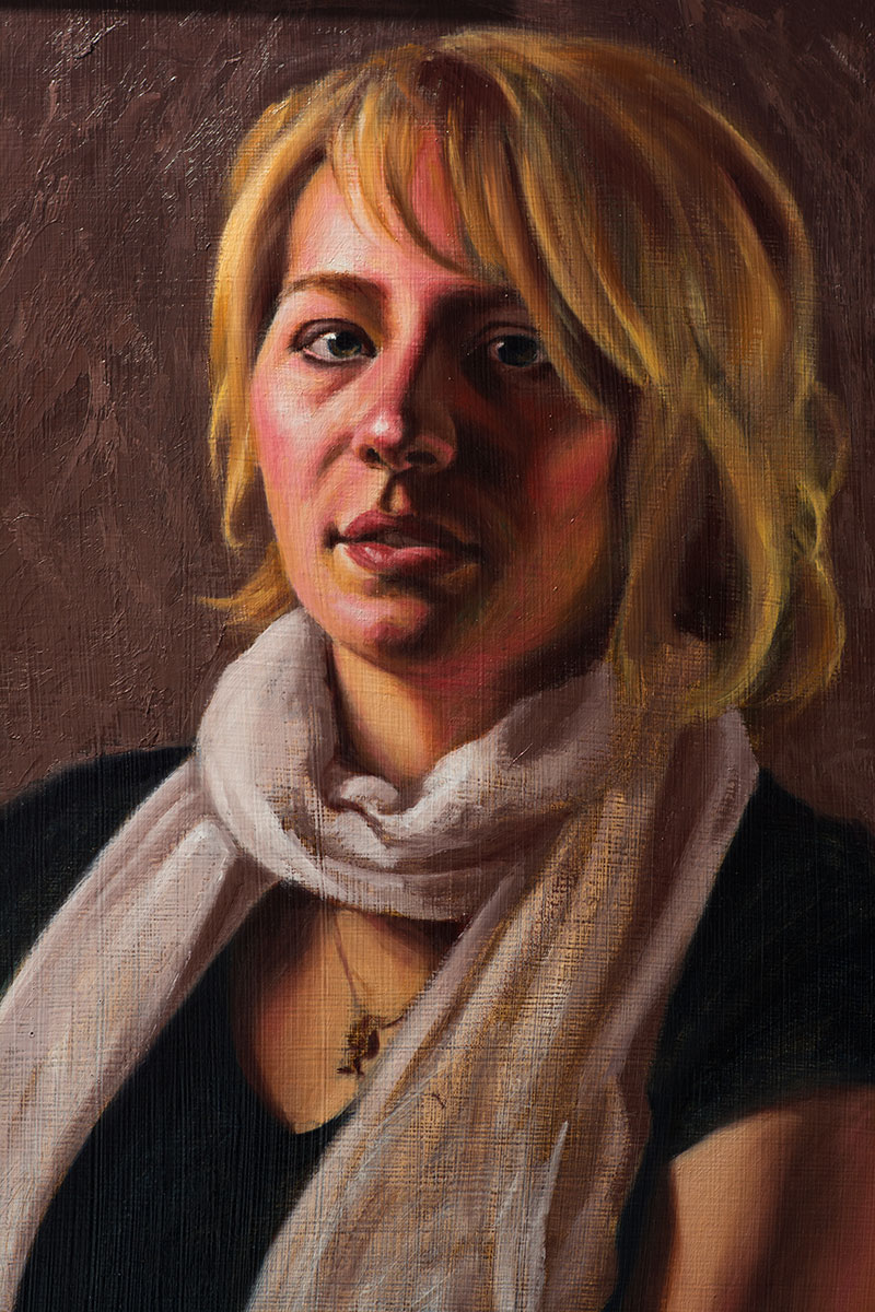 Jordyn (detail, in progress)