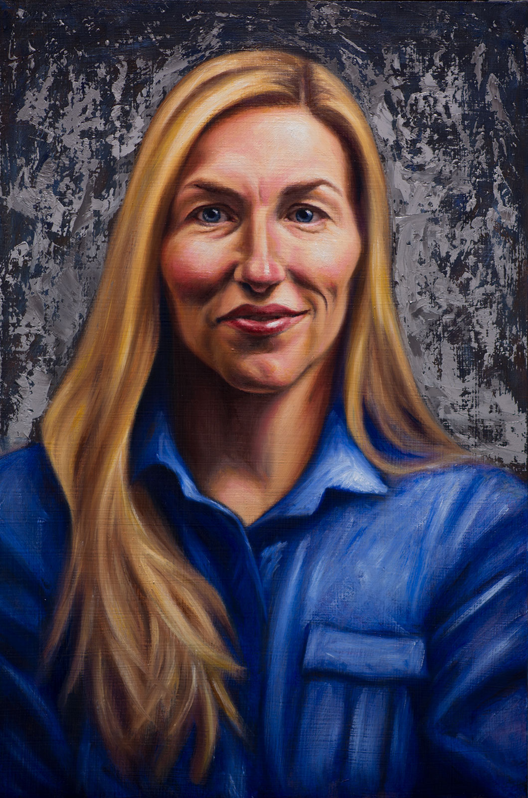 Portrait of Megan